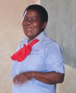 Ms Athanasia M Komba, Head Teacher