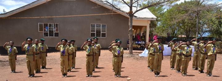 Scout troop 1